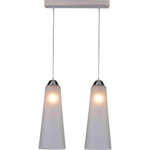 Подвесной светильник IDLamp 236/2-Chrome