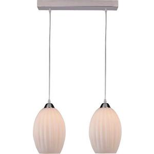 Подвесной светильник IDLamp 229/2-Chrome