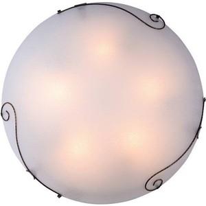 Потолочный светильник IDLamp 250/40PF-Brown