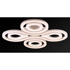 Потолочный светодиодный светильник IDLamp 396/7PF-LEDWhite
