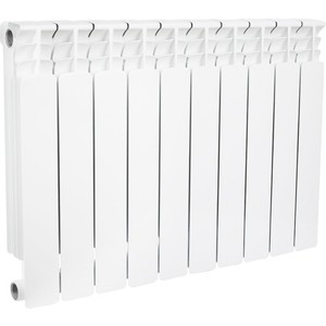 Радиатор отопления STOUT Space 500 биметаллический 10 секций (SRB-0310-050010) радиатор отопления stout space 500 биметаллический 10 секций srb 0310 050010