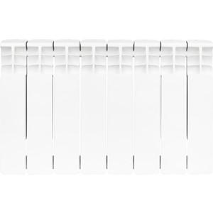 Радиатор отопления STOUT Space 350 биметаллический 8 секций (SRB-0310-035008)