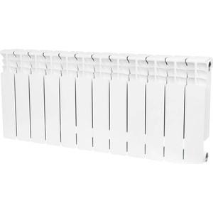 Радиатор отопления STOUT Space 350 биметаллический 12 секций (SRB-0310-035012) радиатор отопления stout space 500 биметаллический 10 секций srb 0310 050010
