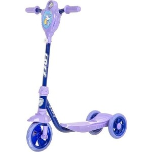 Самокат городской FOXX Baby с пластиковой платформой и EVA колеса ми 115мм, ультрамарин (115BABY.BL5)