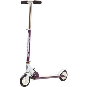 Самокат городской FOXX Smiles сталь PVC колеса 125мм, ABEC-7, фиолетовый (125S.FOXX.VL7)