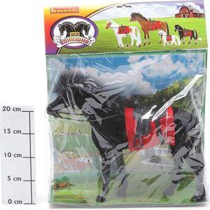 Bondibon Лошадь с уздечкой, седлом 12, 5 (ВВ0268)