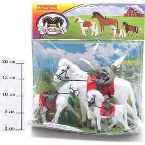 Bondibon Лошадь с 2 жеребятами (ВВ0276)
