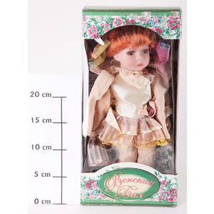 Bondibon Кукла керамич. 30 см Country stile (ВВ0858) цена 2017