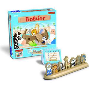 Bondibon Логическая игра Ковчег (ВВ0961-1) bondibon логическая игра охотники и привидения вв1886