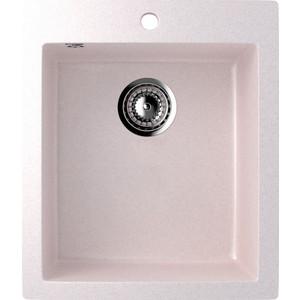 Кухонная мойка Ulgran U-404-311 светло-розовый
