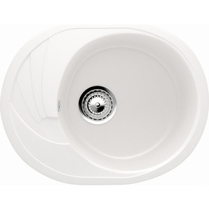 Кухонная мойка Ulgran U-403-331 белый кухонная мойка ulgran u 110 331 белый