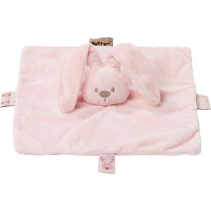 Игрушка мягкая Nattou Doudou Lapidou Кролик pink 878067 все цены