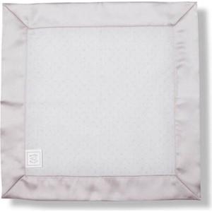 Комфортер платочек обнимашка SwaddleDesigns Baby Lovie - Flannel Pstl. Pink Dot (SD-009PP)
