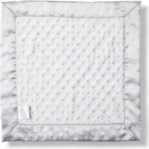 цена Комфортер платочек обнимашка SwaddleDesigns Baby Lovie SwaddleDesigns плюшевая нежность WH w/Sterling (SD-010ST) онлайн в 2017 году