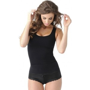 Майка утягивающая Belly Bandit Mother Tucker Scoop Neck Black S (42-44) (898997002950)