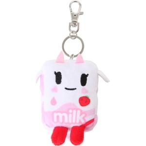 Плюшевый брелок Tokidoki Strawberry Milk (814344020590)