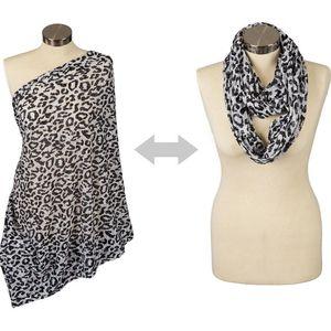 Шарф для кормления Itzy Ritzy Cheetah Girl (IBFS8104) цены