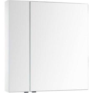 Зеркальный шкаф Aquanet Эвора 80 белый (184936)