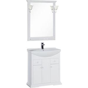Мебель для ванной Aquanet Лагуна 75 белый