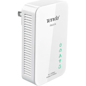 Wi-Fi Powerline адаптер Tenda PW201A