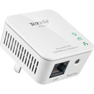 Wi-Fi Powerline адаптер Tenda P200 Kit powerline адаптер tenda pw201a p200 kit