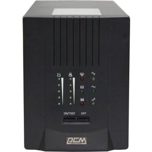 ИБП PowerCom SPT-1500 ибп powercom kin 1200ap rm2u 1200va черный