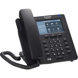SIP телефон Panasonic KX-HDV330RUB телефон