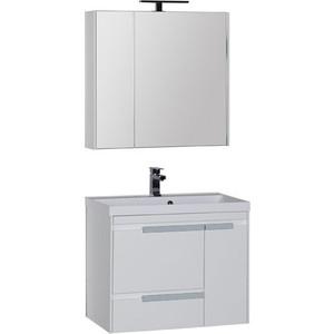 Мебель для ванной Aquanet Тиволи 80 белый