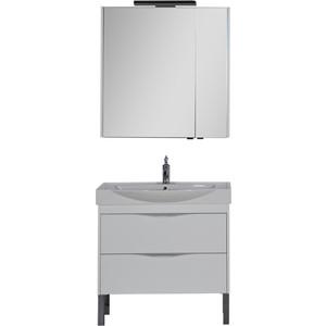 Мебель для ванной Aquanet Франка 85 белый