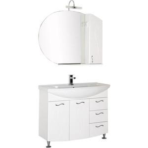 Мебель для ванной Aquanet Моника 105 белый