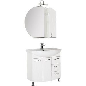 Мебель для ванной Aquanet Моника 85 белый