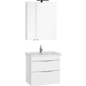 Мебель для ванной Aquanet Эвора 70 белый