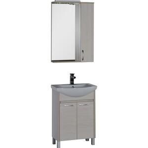 Мебель для ванной Aquanet Донна 60 белый дуб