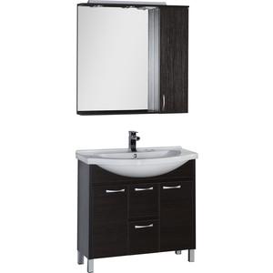 Мебель для ванной Aquanet Донна 100 венге