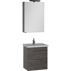 Мебель для ванной Aquanet Эвора 60 дуб антик