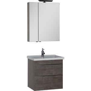 Мебель для ванной Aquanet Эвора 70 дуб антик