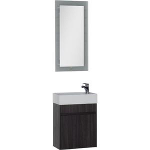 Мебель для ванной Aquanet Лидс 50 эвкалипт мистери автомагнитола мистери 2 дин