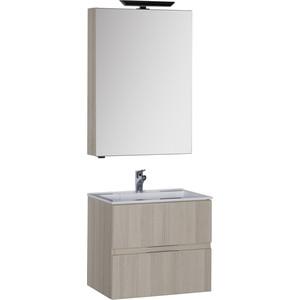 Мебель для ванной Aquanet Алвита 60 ясень коимбра