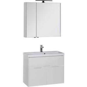 Мебель для ванной Aquanet Латина 80 белый
