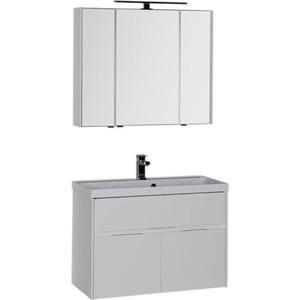 Мебель для ванной Aquanet Латина 90 белый