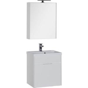 Мебель для ванной Aquanet Латина 60 с ящиком, белый