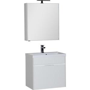 Мебель для ванной Aquanet Латина 70 с ящиком, белый