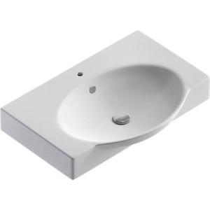 Раковина мебельная Aquanet Infinity 65 F01 Sanita (188194) раковина sanita эталон 55
