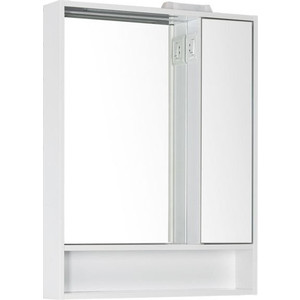 Зеркало-шкаф Aquanet Коста 65 белый (188404)