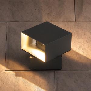 Уличный настенный светодиодный светильник Elektrostandard 4690389086069