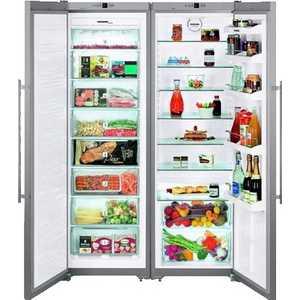 Холодильник Liebherr SBSesf 7212 (SGNesf 3063-22 +SKesf 4240-22) холодильник liebherr sbsesf 7212
