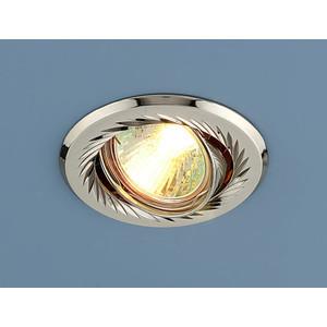 Точечный светильник Elektrostandard 4607176196054 точечный светильник elektrostandard 4690389019128