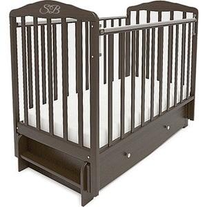 Кроватка Sweet Baby Eligio Wenge Венге 385677 sweet crochet for baby