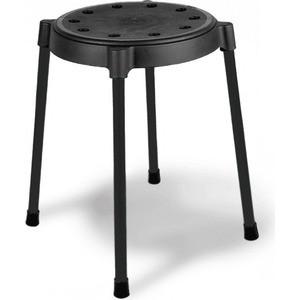 Табурет Sheffilton SHT-S36 черный/черный (4 штуки)