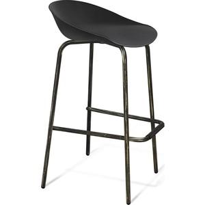 Стул Sheffilton SHT-S29 черный золотая патина/черный муар стул барный sheffilton sht s29 черный черный